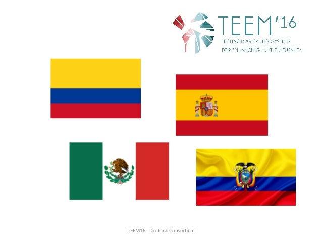 TEEM16-DoctoralConsor,um