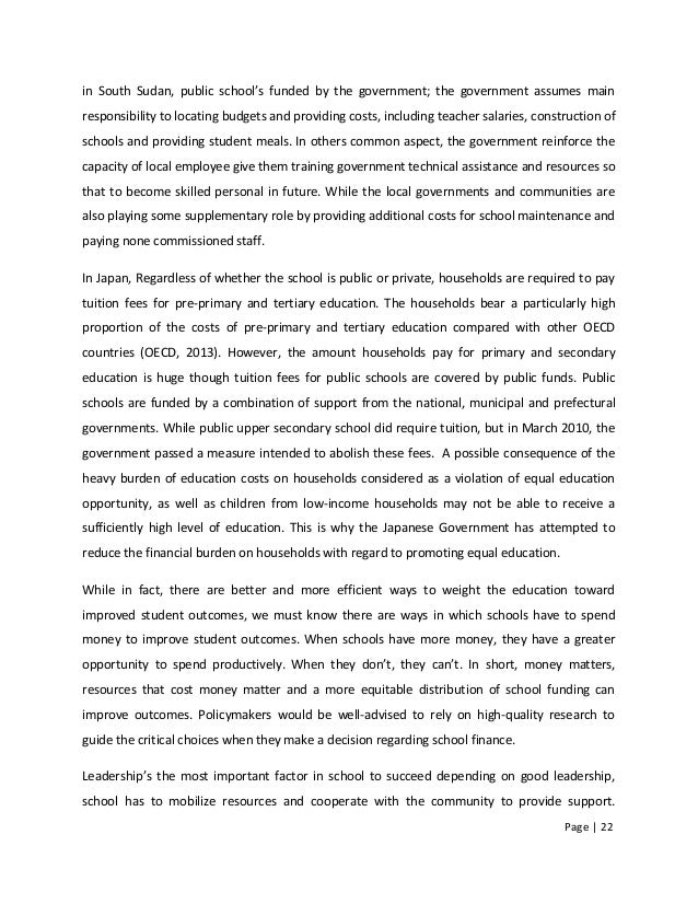 example of concluding essay body paragraph