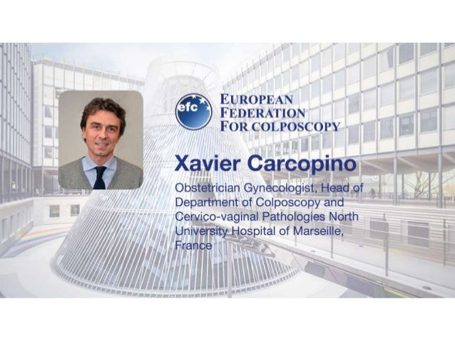 Xavier Carcopino MD PhD Department of Obstetrics and Gynecology, Hôpital Nord Marseille, France xcarco@free.fr TRAINING TH...