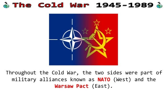 How NATO Survived the Cold War
