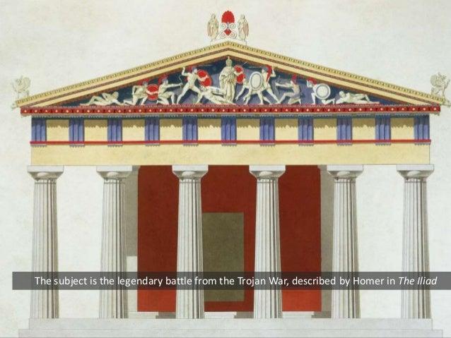 Greek Temple Decorations