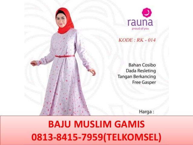 Grosir Baju Muslim Online Surabaya 0813 8415 7959 Telkomsel