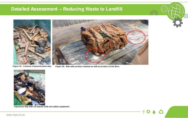www.ncpc.co.za Detailed Assessment – Reducing Waste to Landfill