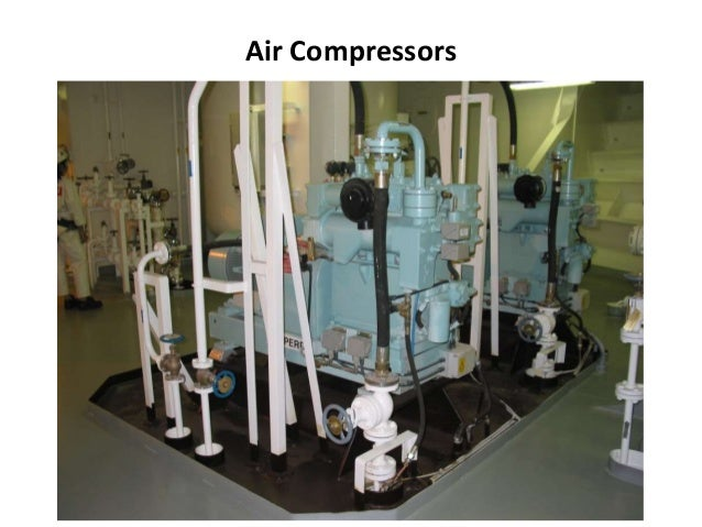 Types, Operations and Maintenance of Air Compressor Plants