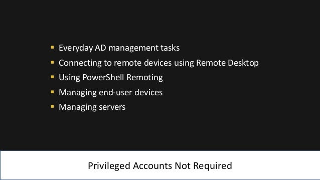8-step Guide to Administering Windows without Domain Admin
