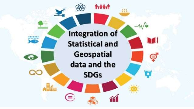 IAOS 2018 - Integration of statistical and geospatial data