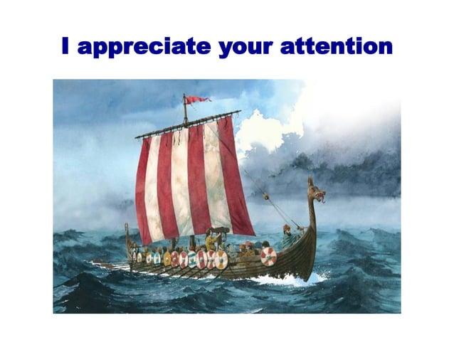 I appreciate your attention