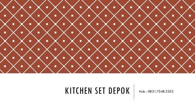Kitchen Set Minimalis Dari Besi Model Kitchen Set Minimalis