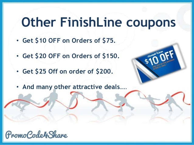 graphic relating to Finish Line Printable Coupon referred to as Comprehensive Line cost-free delivery - no cost delivery coupon code June