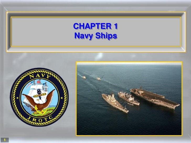 CHAPTER 1     Navy Ships     1