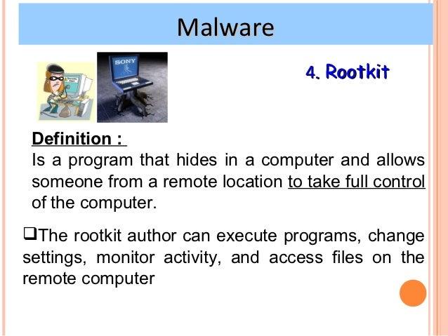 3.2.1 computer security risks