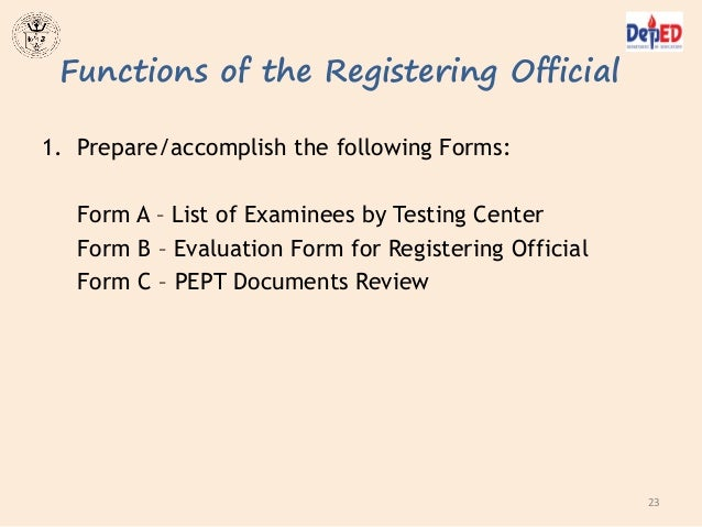 4 2016 pept guidelines - philippine educational placement test