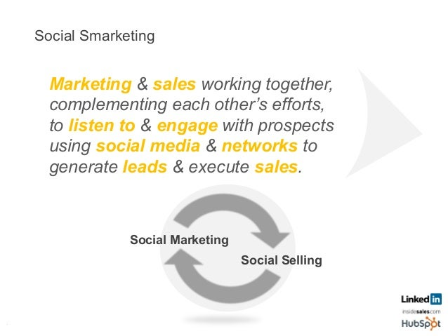Social Selling @ LinkedIn § Creating compelling profiles § Harnessing the power of relationships § Acting as micro-mark...