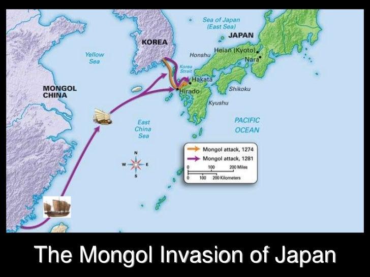 Medieval Japan - Japan map 4