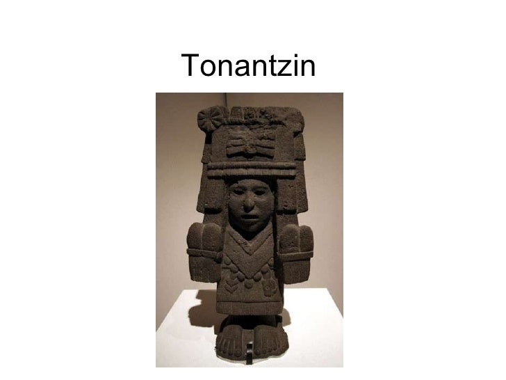 Tonantzin