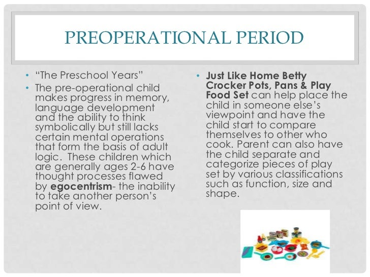 Toys For Developmental Stages : Piaget toy powerpoint