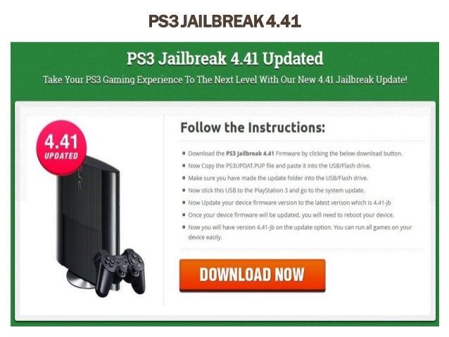 ps3 jailbreak 4.41
