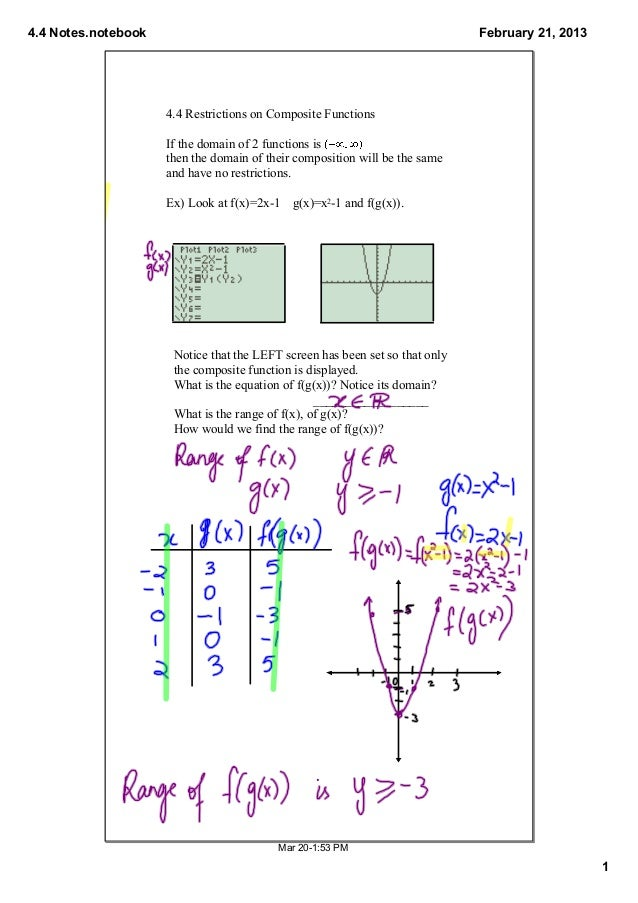4.4 Notes.notebook                                                            February 21, 2013                     4.4 Re...