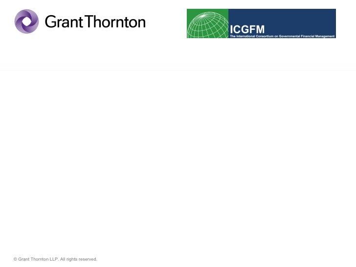 Avancées dans la réforme de la gestion des finances publiques  par Leila Aridi Afas et Steven A. Clyburn  Grant Thornton L...