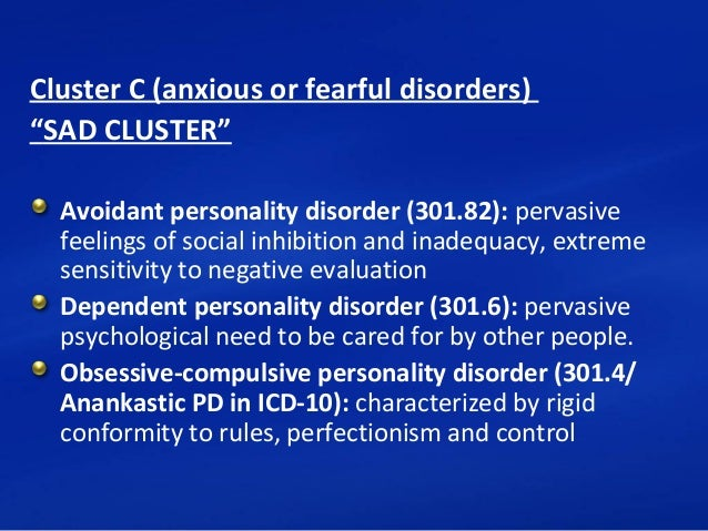Avoidant Personality Disorder | Psychology Today