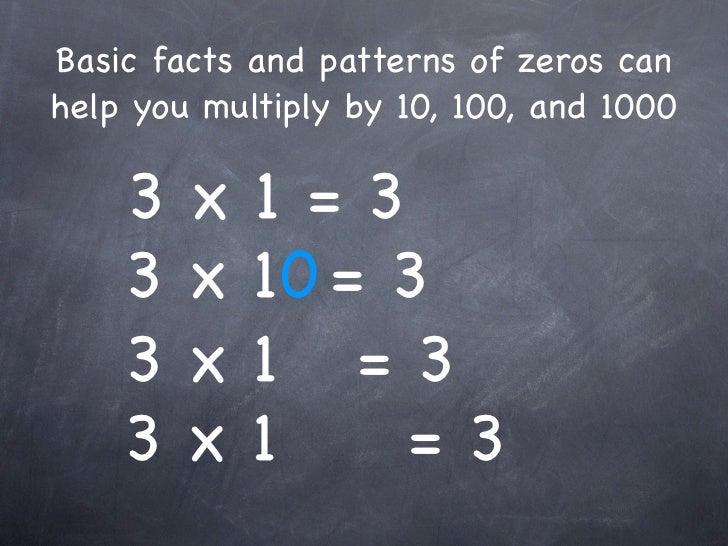 Using Mental Math To Multiply - Laptuoso