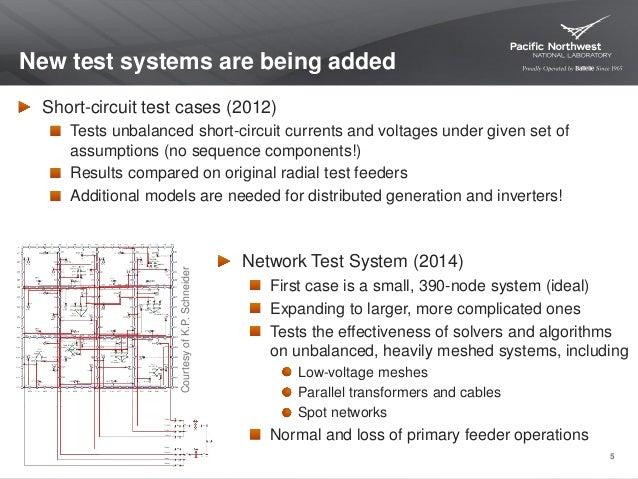 2014 PV Distribution System Modeling Workshop: IEEE Test