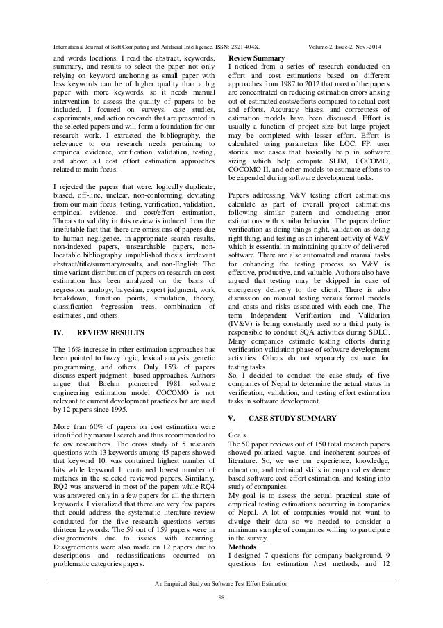 an empirical study on a computer based Patents and innovation: an empirical study which reports the results of an empirical investigation based on data user acceptance of computer.