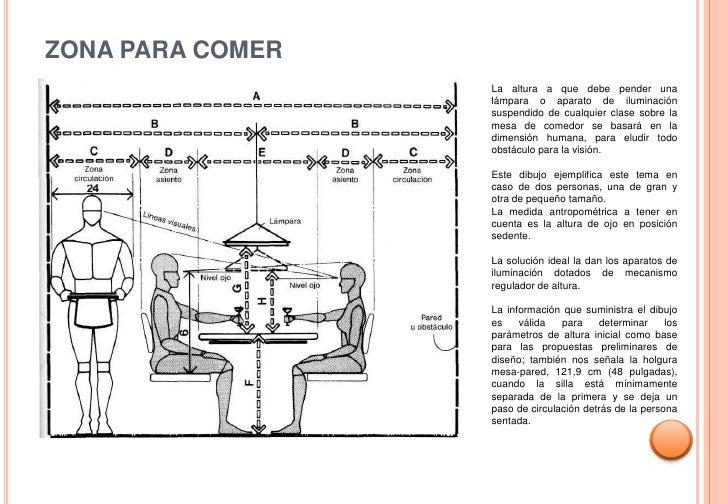 Dimensiones Mesa Comedor. Free Mostrar Todas Las Imgenes With ...