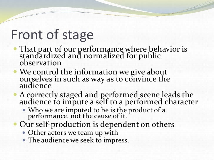 interaction ritual essays on face-to-face behavior goffman
