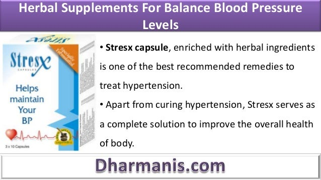 Natural Products To Help Lower Blood Pressure