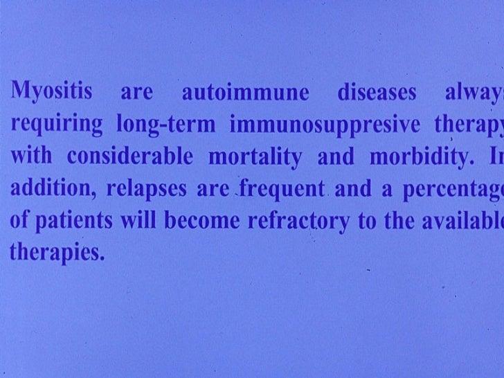 1.   Evidencias patogénicas     (linfocitos B ? T?, complemento?)2.   Recomendaciones bibliográficas.3.   Actitud personal...