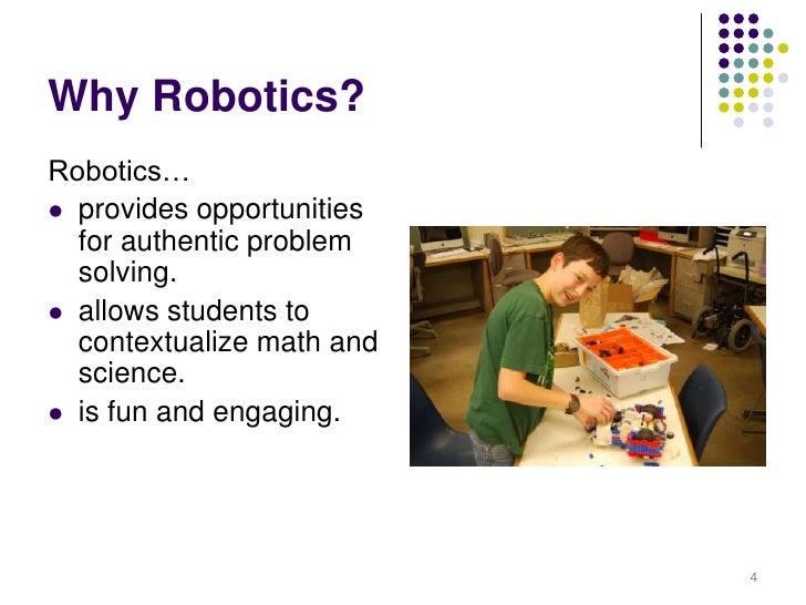 Delivering Stem Education Through Robotics