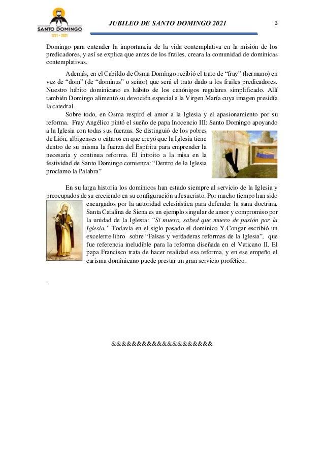 Burgo de Osma. En la reforma de la Iglesia (Tras los pasos de Santo Domingo de Guzmán Nº 4) Slide 3