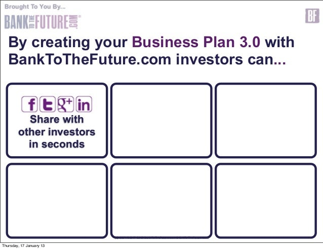 Creating a Business Plan with Financial Requirements