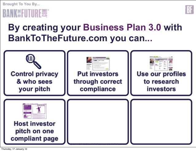 Business plan template for investors business plans 30 comthursday 17 january 13 42 accmission Choice Image