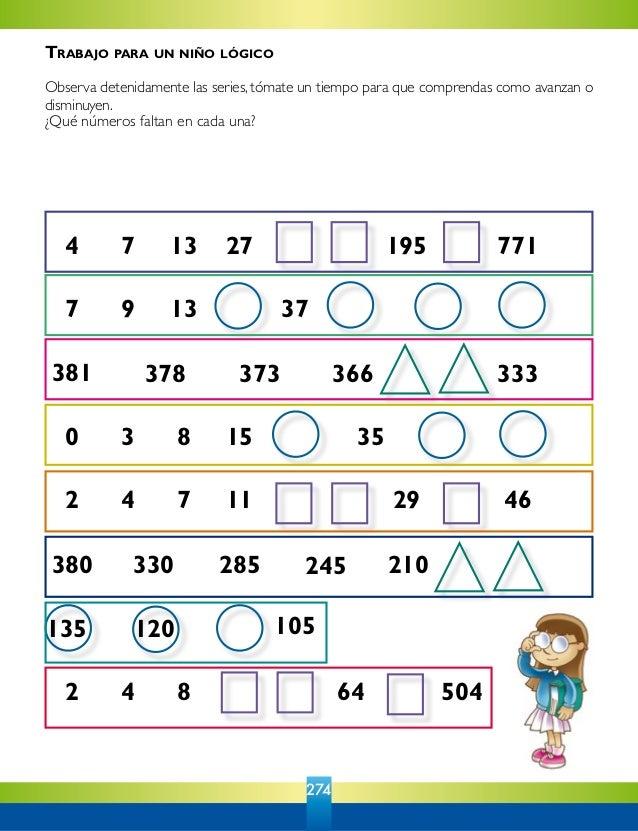 4º primaria : pasatiempos matematicas