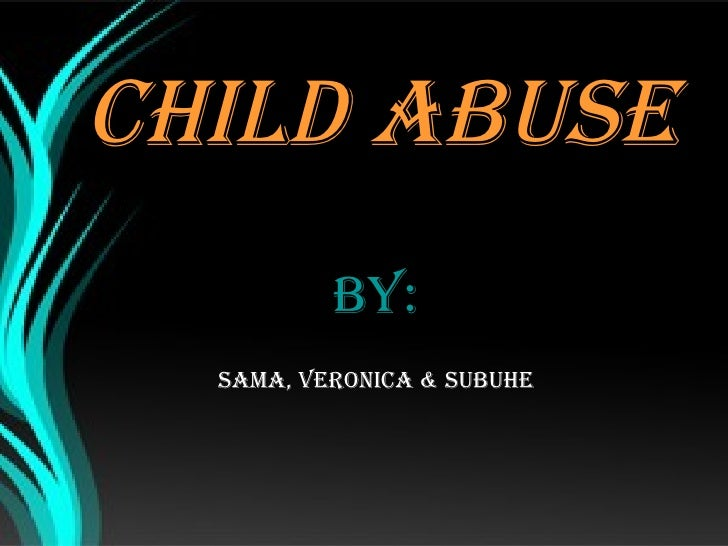 an introduction to the issue of child sexual abuse Adult disclosures of childhood sexual abuse to child protection services: current issues in  introduction  section 3(1) of the child care act 1991 places an.