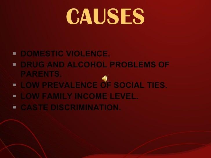 causes of caste discrimination