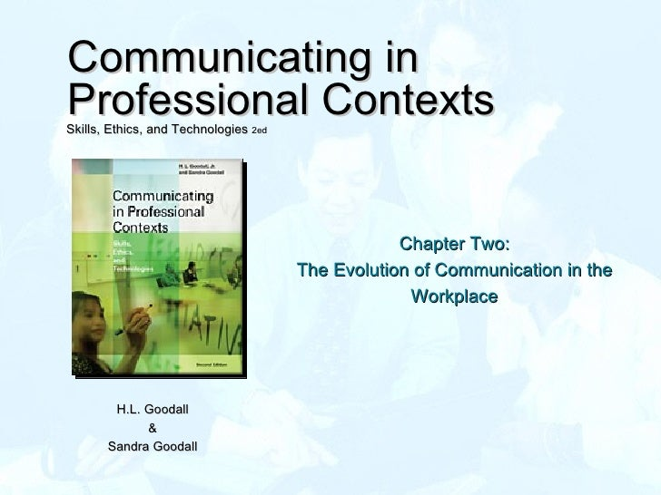effective communication at the workplace essay Communication is the exchange and flow of information and ideas from one person to another there are many different reasons for why people communicate, we need communication to express our needs and feelings for example a baby cannot talk to us and tell us what he/she needs so instead he/she would begin to cry to let us know.