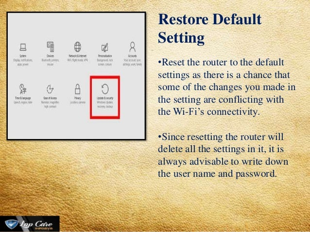 4 Cool Tips To Deal With The Wi Fi Issue In Your HP Laptop