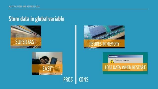 nodejs global variable