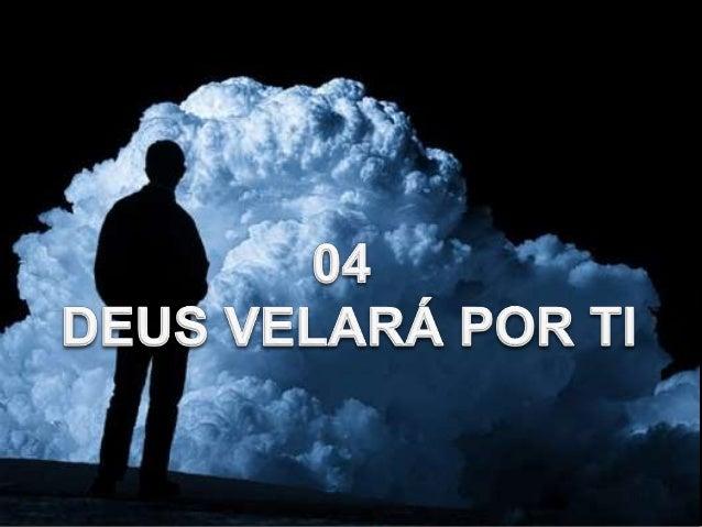 Não desamines Deus proverá Deus velará por ti Sob suas asas te acolherá Deus velará por ti Não desamines Deus proverá Deus...