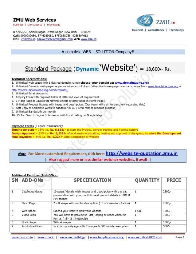 www.zmu.co.in    www.zmu.in    www.zmu.in/blogs    www.templateszone.org    www.mithilesh2020.com Page 1ZMU Web ServicesBu...
