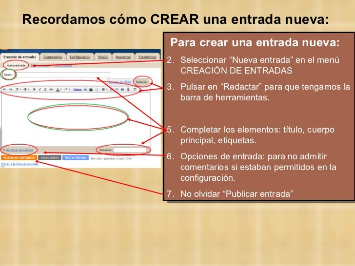 Entradas y Gadgets Slide 2