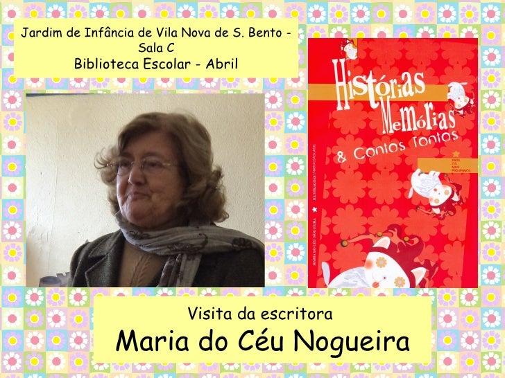 Jardim de Infância de Vila Nova de S. Bento -                   Sala C        Biblioteca Escolar - Abril                  ...