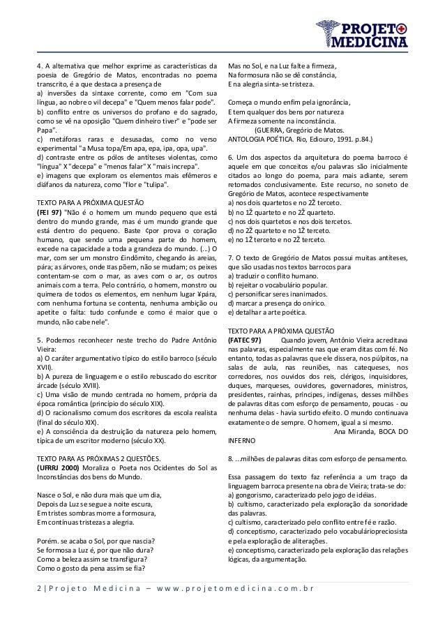 4   exercicios barroco-literatura_portugues Slide 2