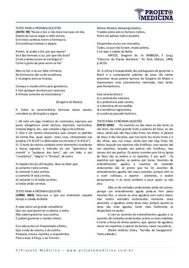 4   exercicios barroco-literatura_portugues Slide 3