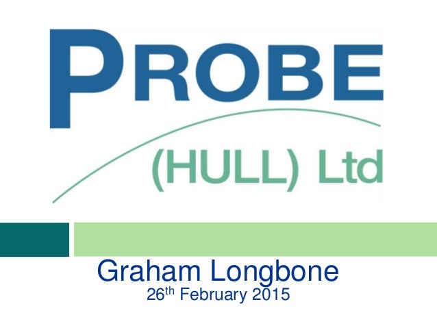 26th February 2015 Graham Longbone