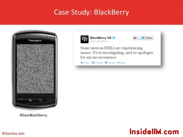blackberry 10 case study