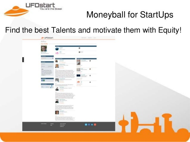 Start your own UFO!  1. Connect your Social Profile to UFOstart.com 2. Calculate your startup value 3. Start your own proj...